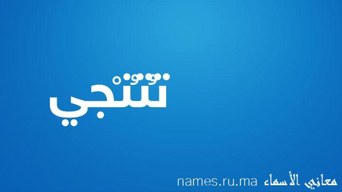 معنى إسم تُتُنْجي